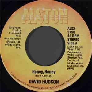 David Hudson  - Honey, Honey / Come On Back Baby download mp3 flac