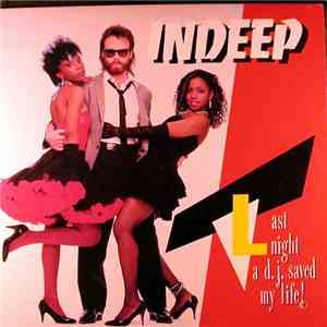 Indeep - Last Night A D.J. Saved My Life download mp3 flac