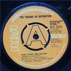 The Friends Of Distinction - Time Waits For No One / New Mother Nature download mp3 flac