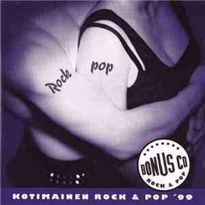 Various - Bonus CD 10: Kotimainen Rock & Pop '99 download mp3 flac