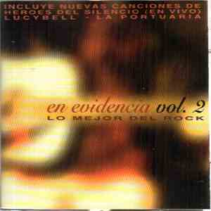 Various - En Evidencia Vol 2: Lo Mejor Del Rock download free
