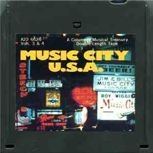 Various - Music City U.S.A. (Vols. 3 & 4) download mp3 flac